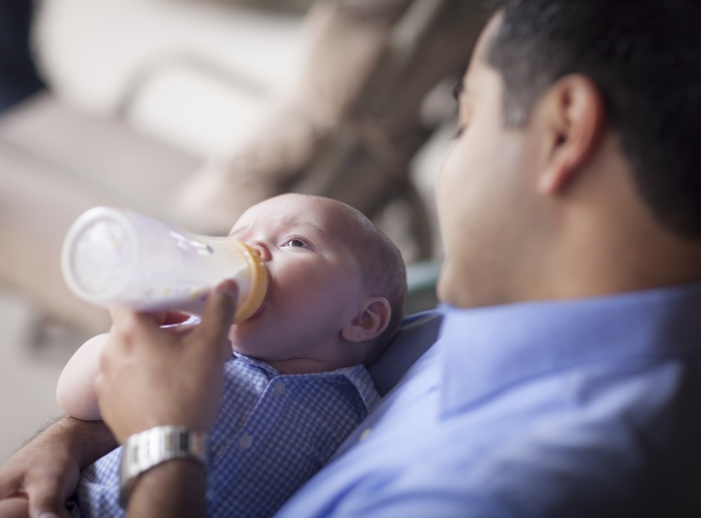 supporting a partner postpartum